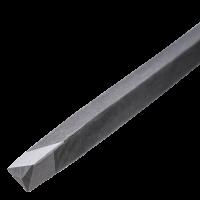 200mm Triangle Second Cut File