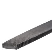 200mm Flat Smooth Second Cut File